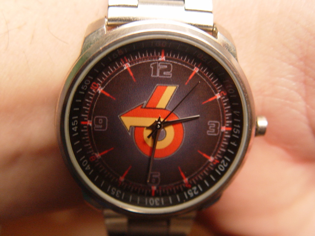 buick turbo 6 wristwatch