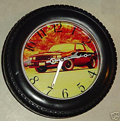 cool buick regal clock