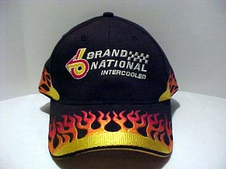flamed buick grand national hat