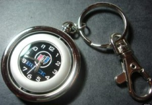 new buick keyring watch