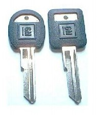 original padded 1987 buick keys