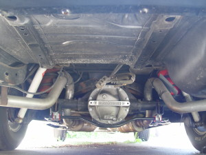 under a buick grand national