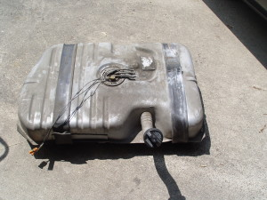 buick grand national gas tank