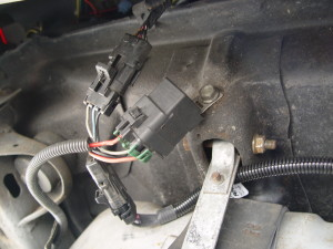 fuel tank electrical