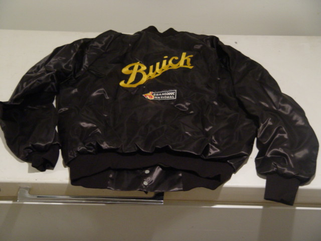 buick grand national logo jacket