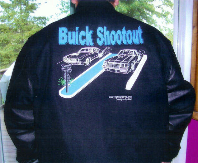 buick shootout jacket