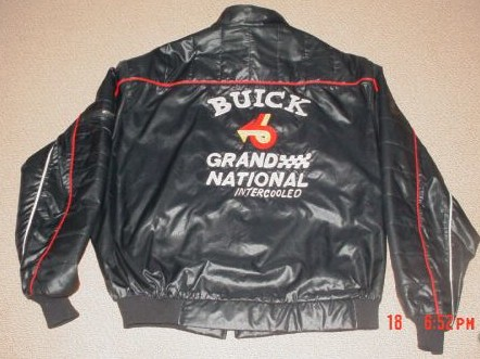 cool buick jacket