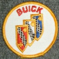 vintage buick patch