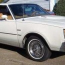 1978 Buick Regal Sport Coupe Turbo White