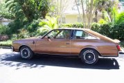 1979 Turbo Buick Century Coupe