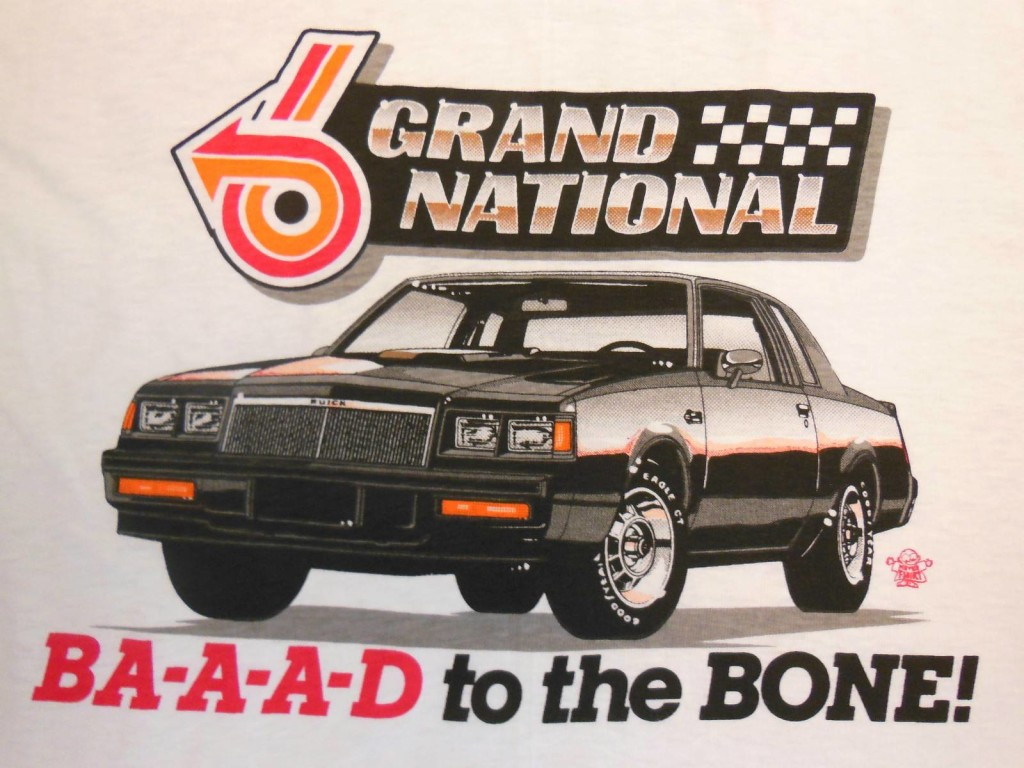 grand national bad to the bone