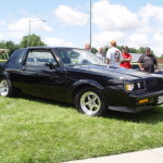 87 buick gn