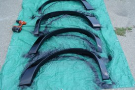 Installing Buick GNX Fender Flares