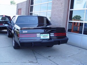 low mile buick grand national