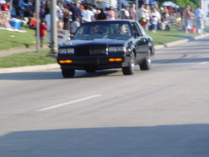 woodward buick gn