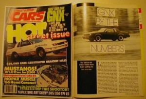 CARS ILLUSTRATED SPRING 88