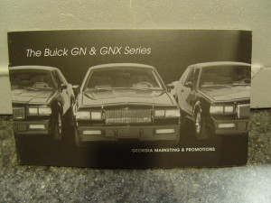 GMP 124 scale info booklet