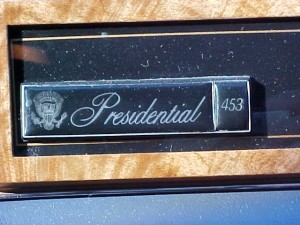 1984 Buick Regal Limited Presidential Edition