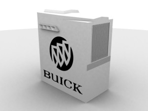 BUICK COMPUTER CASE 1
