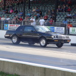 buick drag racing