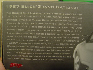 GMP 1987 Buick Grand National 23