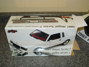 GMP 1987 regal turbo t white