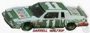 MD WALTRIP STICKER