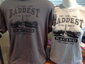 baddest racing shirt