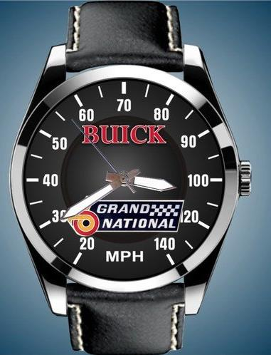 buick grand national speedometer watch