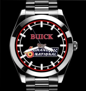 grand national buick watch