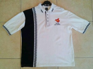 grand national polo shirt