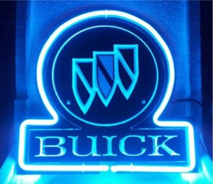 11 inch buick neon sign