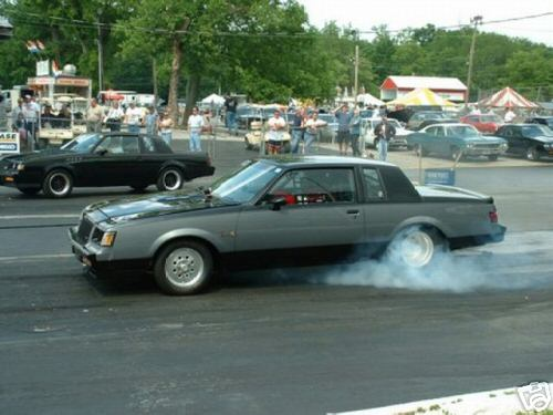 Buick WH1 8 40 AT 160 MPH