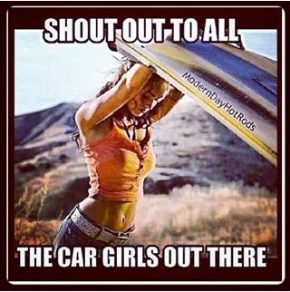 car girls