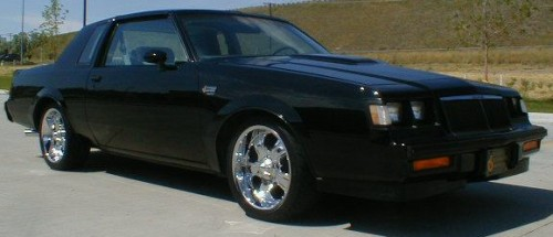 clean buick grand national