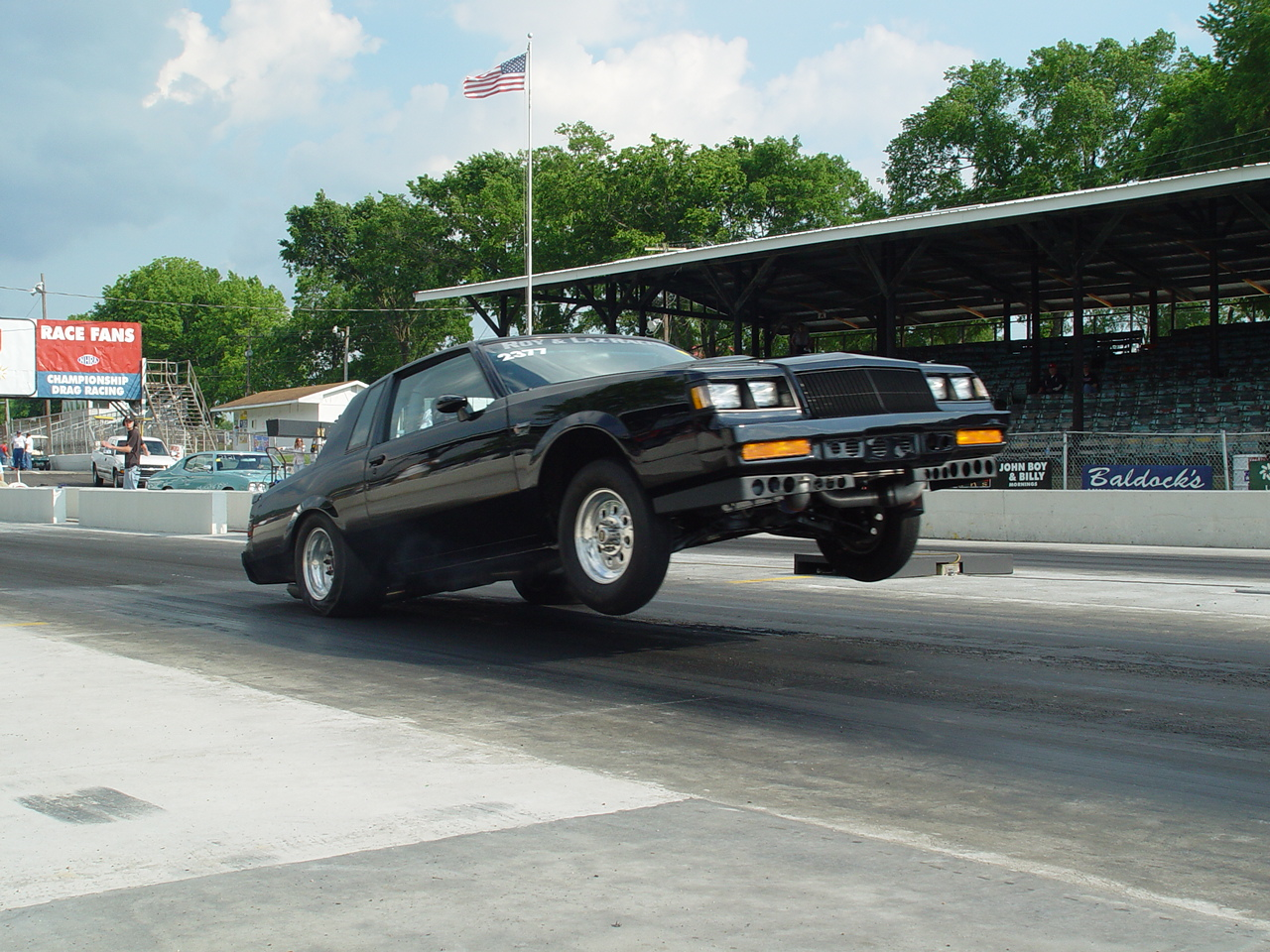 Drag Strip Adventures in a Buick