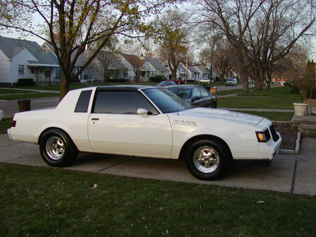 2015 Buick Grand National >> Buick Regal T-type: Very White