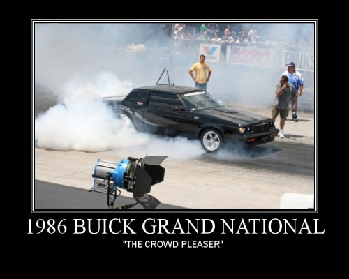 Buick The Crowd Pleaser