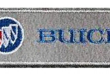 Buick Seat Belt Patches