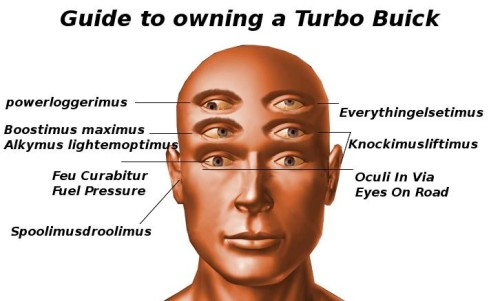 guide to owning a turbo buick