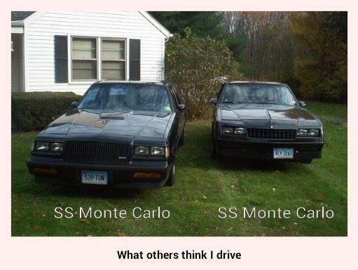 not a monte carlo