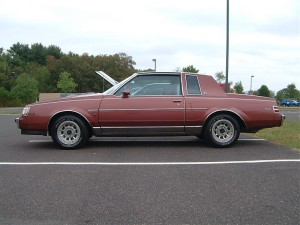 rosewood buick regal