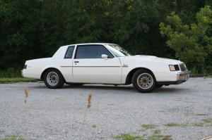 white buick t-type