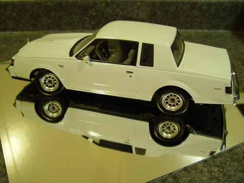 Buick Regal t type diecast
