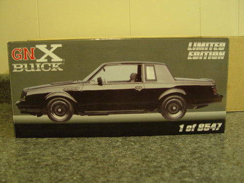 GMP 1987 Buick Regal GNX