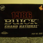 gmp 8005 1986 buick grand national box