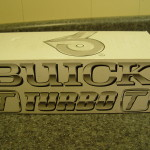 buick turbo t collector box