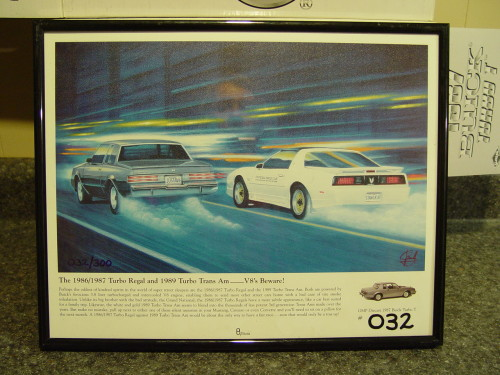 GMP Epitome Exclusives Lithograph