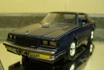 1:18 Scale GMP 8102 Buick Regal Turbo T