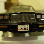 epitome 1986 buick grand national diecast